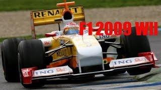 F1 2009 wii PARTIE 12 : moteur cassé :(