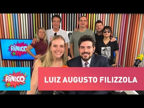 Luiz Augusto Filizzola D'Urso - Panico – 19/03/18