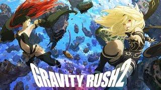 Gravity Rush 2 Walkthrough Part 1 Full Game - Longplay No Commentary (PS4)