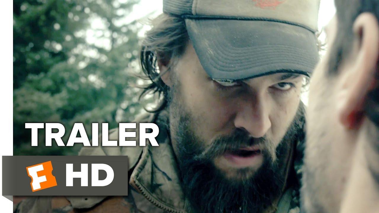 Sugar Mountain Official Trailer 1 (2016) - Jason Momoa Movie