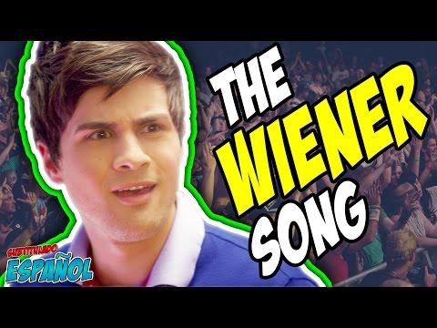 THE WIENER SONG (AUTOTUNE - Subtitulado en Español)