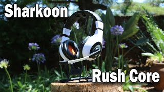 Great $20 Gaming Headset | Sharkoon Rush Core Review