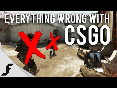 Everything Wrong With Counter-Strike Global Offensive