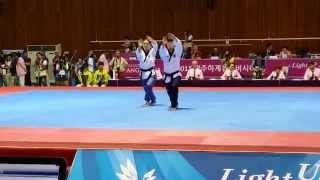 World University Games 2015: Taekwondo Poomsae (Korea)