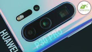 2 GIORNI CON HUAWEI P30 PRO: TOP e FLOP di uno smartphone PAZZESCO | ITA | TuttoAndroid