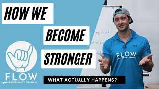 How we become stronger