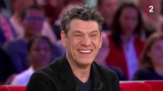 Marc Lavoine à Vivement Dimanche [18.11.2018]