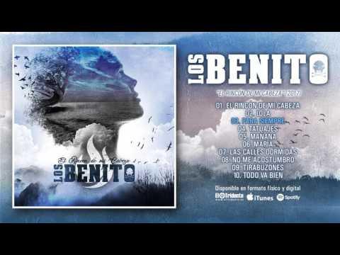 """LOS BENITO """"El Rincón De Mi Cabeza"""" (Álbum completo)"""