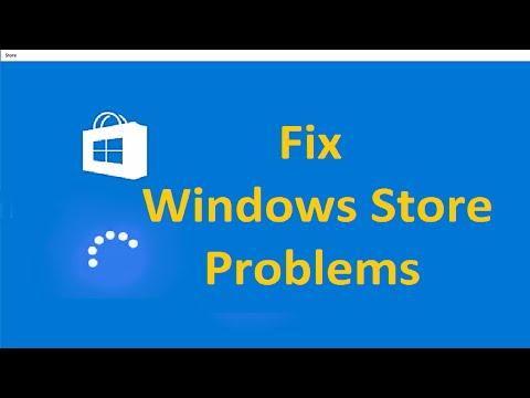 Windows Store Not Working In Windows10, 8!! - Howtosolveit