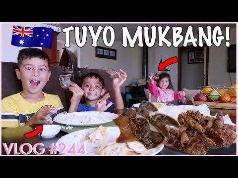 INILABAS NA | TUYO MUKBANG + SARAP DIN ITO IPARTNER~TRY NYO DIN