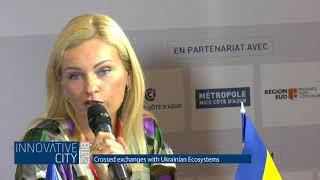 Crossed exchanges with Ukrainian Ecosystems