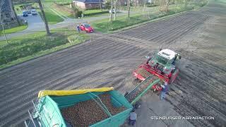 Jahresrückblick 2018 Kartoffelhof Hadenfeldt Landwirtschaft [Fendt, Grimme, Holmer (TyphoonH)]