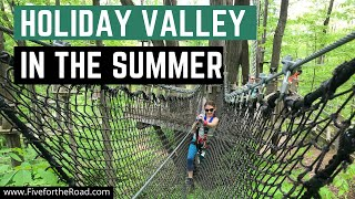 Holiday Valley Girls Weekend | Weekend in Ellicottville, New York | Family Travel Vlog 8