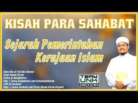 Ustaz Nazmi Karim: Sejarah Kerajaan Islam, Fitnah Kerajaan Saudi !