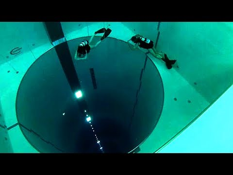 Thumbnail: The World's Deepest Swimming Pool