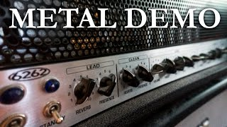 Bugera 6262 - Metal Demo and Review
