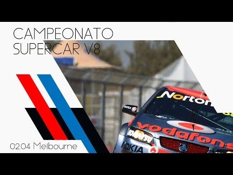 [RACINGCLUB] V8 SuperCars / RACE 1 : MELBOURNE