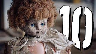10 przerażających OPUSZCZONYCH SZKÓŁ [TOPOWA DYCHA]