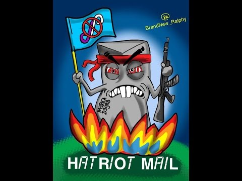 Hatriot Mail: (((Jewish))) David's Jewish Supremacy