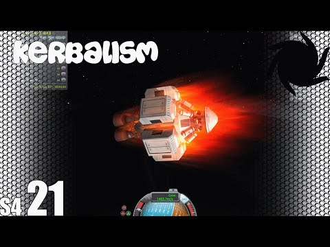 Kerbalism - S04E21 - Material Science Recovery