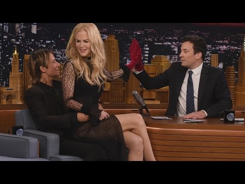 Keith Urban 'Rescues' Nicole Kidman From...