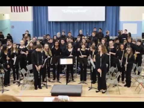 EJ Hayes Middle School 8th Grade Band