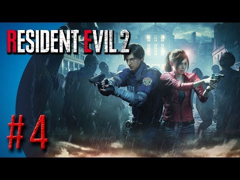 Resident Evil 2 #4