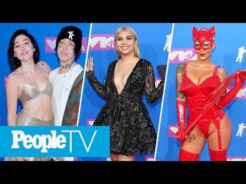 2018 VMAs Red Carpet Show: Celebrity Interviews, Award Buzz & More | 2018 VMAs | PeopleTV
