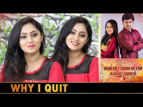 Atharvaa-வுடன் ஜோடி சேர்ந்தார் Vijay TV Sreethu? Kalyanamam Kalyanam Sreethu Krishnan InterviewPart1