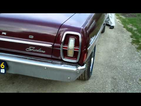 1968 Ford Fairlane 500 428 Flowmaster 50s