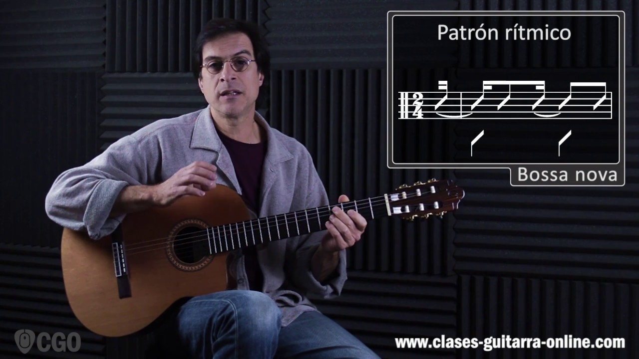 Ritmo De Bossa Nova 3 3 Video En Guitarra Tensiones 9