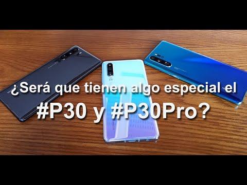 ¿Será que el P30 y P30 Pro tienen algo especial?