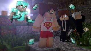 Diamond Setli Ruh | Diamond Zengini Olduk - En Zor Minecraft  #13