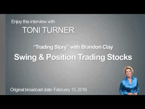 Trading Story Swing and Position Trading Stocks
