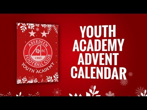 AFC Youth Academy Advent Calendar- Day 3 | Max Barry