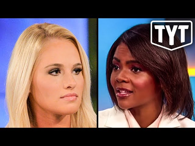 """Candace Owens To Tomi Lahren\: \""""Sorry About Your Failed Career\"""""""