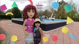 Legoland Florida with Maya