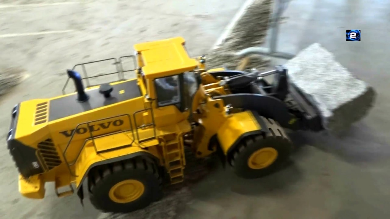 FG80-0336 - Volvo L180H wheel loader /1:87 First Gear