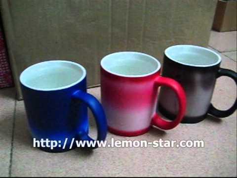 Heat Magic On Off  Mug Wholesale Custom Made Speical Gift