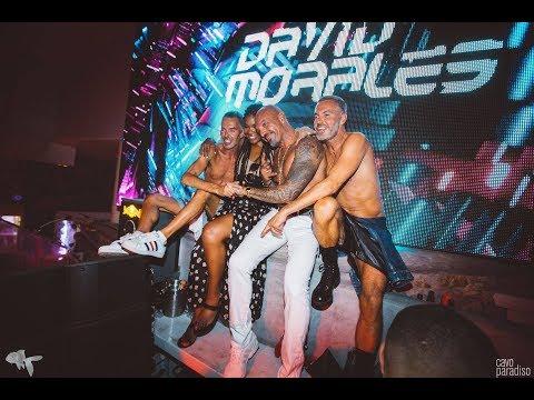 David Morales   Mykonos 2017