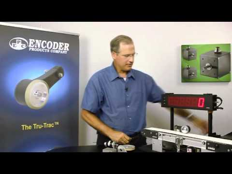 Product Spotlight - Model TR1 Tru-Trac™ Measuring Wheel Encoder Solution