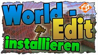 WORLD EDIT im Singleplayer installieren! - Tutorial (einfach)