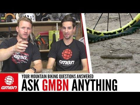 How To Avoid MTB Punctures! | Ask GMBN Anything About Mountain Biking