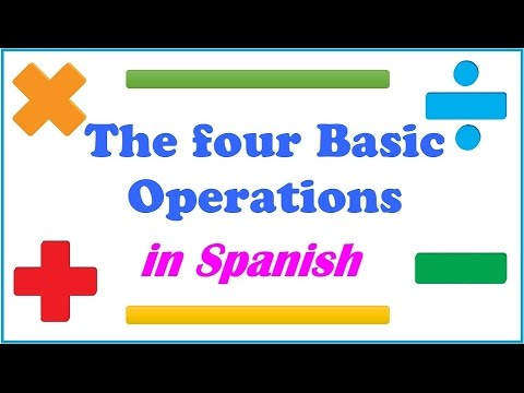 How to learn spanish basic words