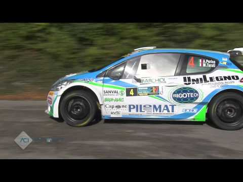 33° RALLY DUE VALLI - PS3/4 - 11/10/2015