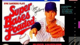 Super Bases Loaded (Super Nintendo)