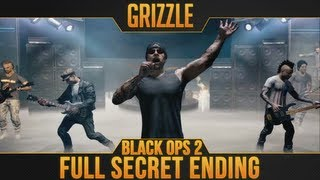 call of duty black ops 2 full secret ending