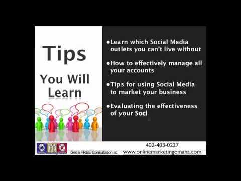 Online Marketing Omaha- Free Social Media Consultation