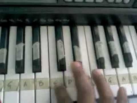 lambada piano tutorial