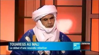 MNLA Azawad | Interview de Hama ag si Ahmed
